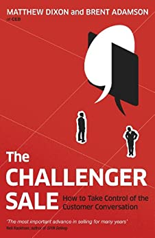 challenger sale book