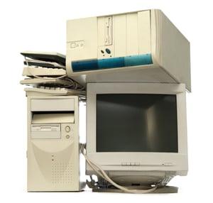 old windows PC